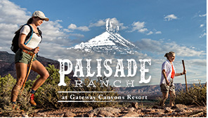 Palisade ranch                                  at Gateway Canyons Resort
